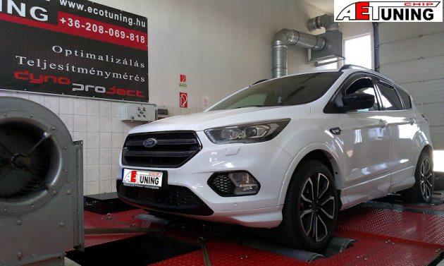 Ford Kuga 1.5 Ecoboost Chiptuning