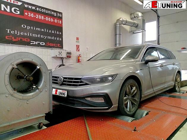 Volkswagen Passat 2.0 Bi-TDI Chiptuning