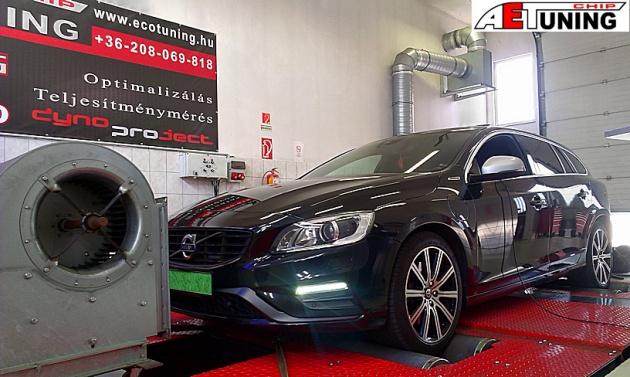 Volvo Plug in Hybrid chiptuning