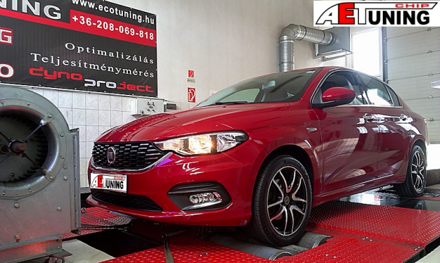 Fiat Tipo 1.3 Mjet 95Le Chiptuning
