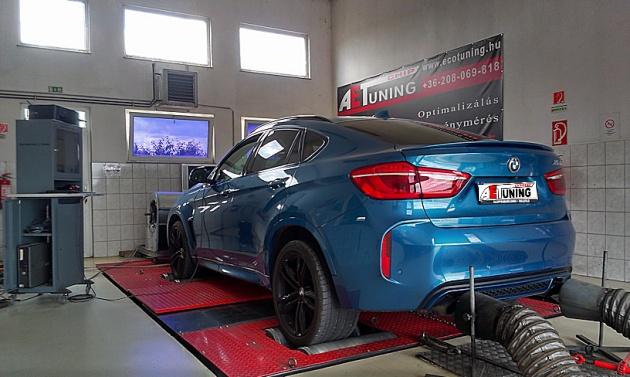BMW X6M 575Le Chiptuning