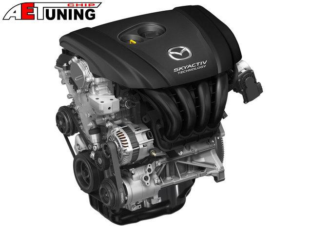 Mazda-Skyactiv-g motor