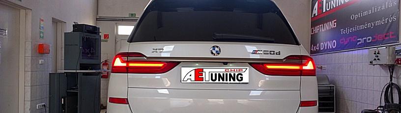 BMW X7 Chiptuning